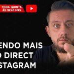 Agência de marketing digital: Vendendo mais com o direct do Instagram